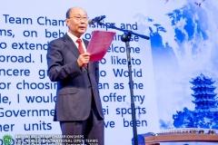 Liu Xiaojiang, CCBA President